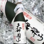 天神囃子720ml 大吟醸袋吊りしぼり原酒 (魚沼酒造)出品酒)