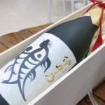 伊乎乃(いおの)ちょっと贅沢にお酒を楽しみたい・・大吟醸生原酒 越の初梅 伊乎乃1.8L(桐箱入)