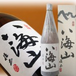 八海山純米吟醸1800ml八海山高級ランクのお酒