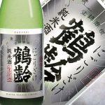 鶴齢 純米にごり酒 720ml
