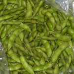 茶豆 枝豆 だだちゃ豆 晩成型 あまちゃ豆(農家 朝採り 茶豆 新潟産)