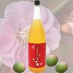 八海山梅酒1800ml<八海山の焼酎で醸した人気の梅酒> 赤ラベル